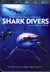 Shark Divers (DVD + Blu-ray)(Collectible Tin) (Blu-ray)