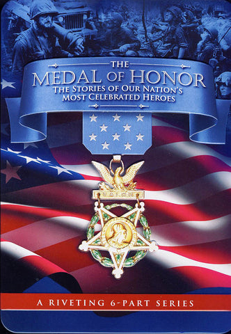Medal of Honor (Collectible Tin)(Boxset) (Limit 1 copy) DVD Movie