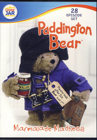 Paddington Bear - Marmalade Madness (Limit 1 copy) DVD Movie