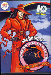 Best of Where on Earth is Carmen Sandiego (Limit 1 copy)