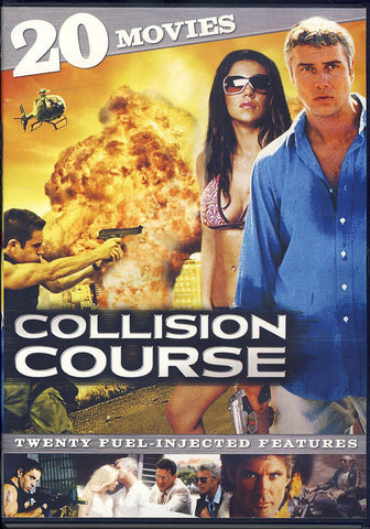 Collision Course - 20 Movie Collection (Boxset) (Limit 1 copy) DVD Movie