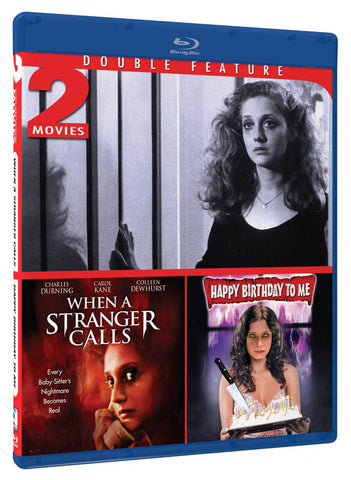 When a Stranger Calls / Happy Birthday to Me (Blu-ray) BLU-RAY Movie