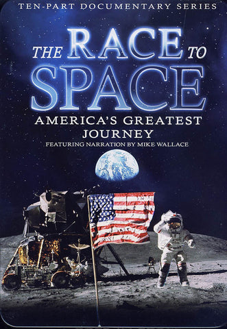 Race To Space: America s Greatest Journey (Collectible Tin)(Boxset) DVD Movie