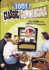 1001 Classic Commercials (Collectible Tin)(Boxset) (Limit 1 copy)