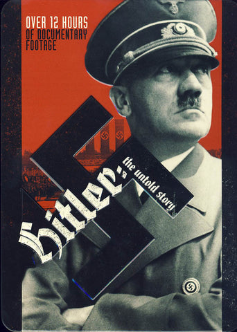 Hitler: The Untold Story (Collectible Tin)(Boxset) DVD Movie