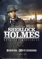 Sherlock Holmes - Greatest Mysteries (Collectible Tin)(Boxset) (Limit 1 copy)