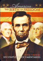 America: The Birth of Freedom (Collectible Tin)(Boxset) (Limit 1 copy)