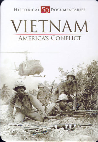 Vietnam War: America s Conflict (Collectible Tin)(Boxset) DVD Movie