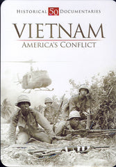 Vietnam War: America s Conflict (Collectible Tin)(Boxset)