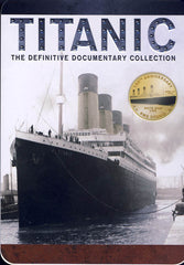 Titanic - The Definitive Documentary Collection (Collectible Tin)(Boxset)