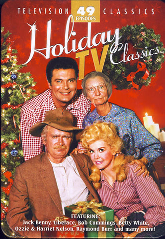 Holiday TV Classics (Collectible Tin) (Boxset) DVD Movie