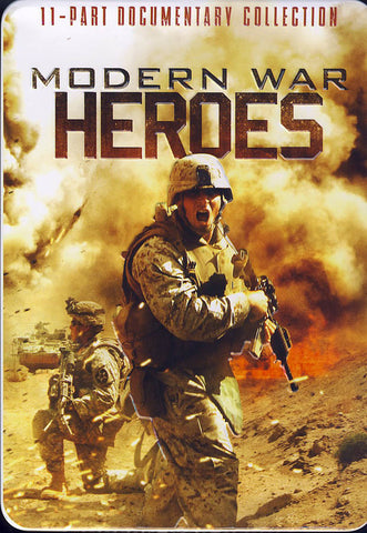 Modern War Heroes (Collector s Tin)(Boxset) DVD Movie