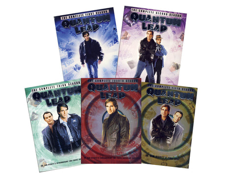 Quantum Leap - The Complete Series - Seasons 1 - 5 (Boxset) DVD Movie