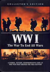 WWI - The War To End All Wars (Collectible Tin)(Boxset)