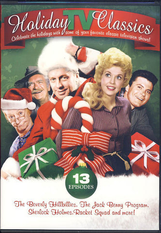Holiday TV Classics Vol. 1 DVD Movie
