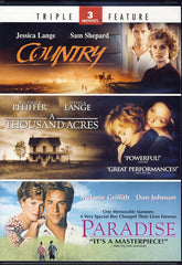 Country/A Thousand Acres/Paradise - Triple Feature (Limit 1 copy)