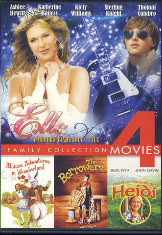 Family Collection - 4 Movies DVD Movie