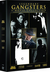 Legendary Gangsters (5-Movie Collection)(Boxset)