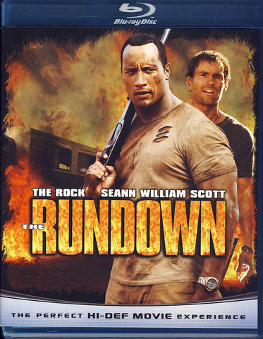 The Rundown (Blu-ray) BLU-RAY Movie