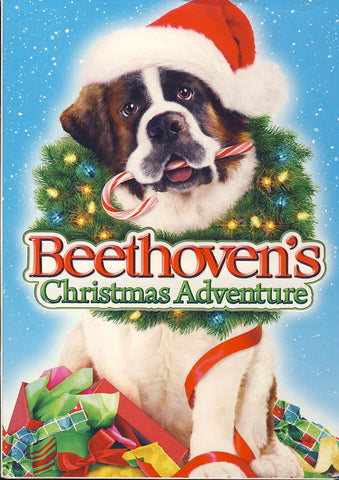 Beethoven's Christmas Adventure DVD Movie