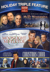 Most Wonderful Time of the Year / Moonlight & Mistletoe / The Christmas Choir