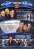 Most Wonderful Time of the Year / Moonlight & Mistletoe / The Christmas Choir DVD Movie