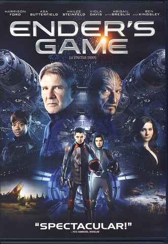 Ender's Game (Bilingual) DVD Movie