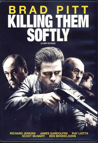 Killing Them Softly (Bilingual) DVD Movie