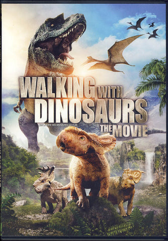 Walking With Dinosaurs: The Movie (Bilingual) DVD Movie