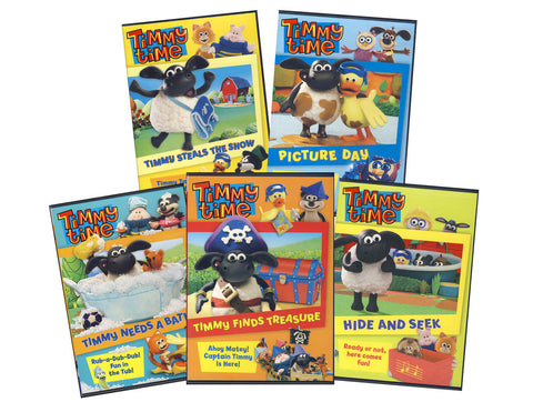 Timmy Time Big Time Collection (Boxset) DVD Movie