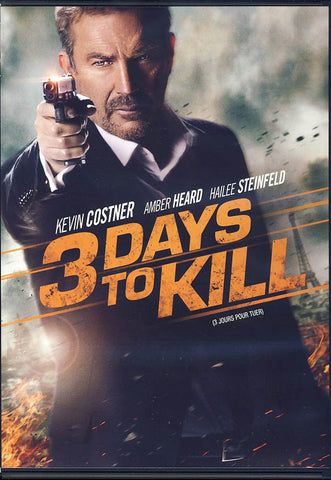 3 Days to Kill (Bilingual) DVD Movie