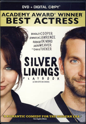 Silver Linings Playbook (Bilingual) DVD Movie