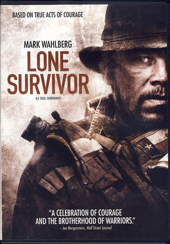 Lone Survivor (Bilingual) DVD Movie