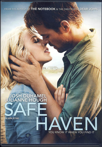 Safe Haven (Bilingual) DVD Movie