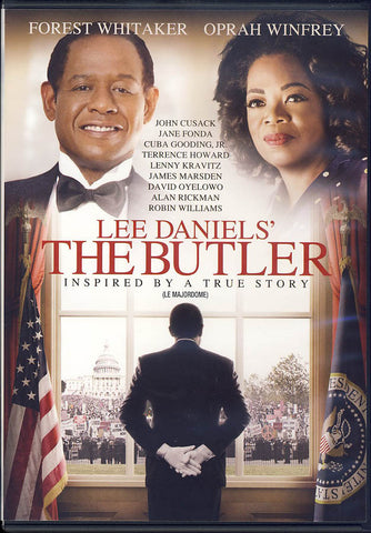 Lee Daniel's the Butler (Bilingual Packaging) DVD Movie