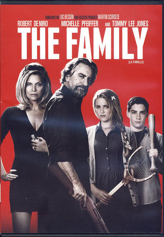 The Family (Bilingual) DVD Movie