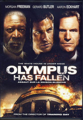 Olympus Has Fallen (Bilingual) DVD Movie