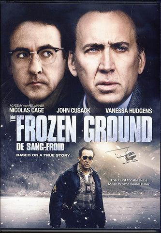 Frozen Ground (Bilingual) DVD Movie