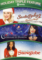 Santa Baby 2 - Christmas Maybe / Christmas in Boston / Snowglobe