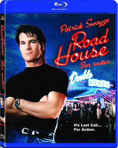 Road House (Blu-ray + DVD) (Blu-ray) (Bilingual) BLU-RAY Movie