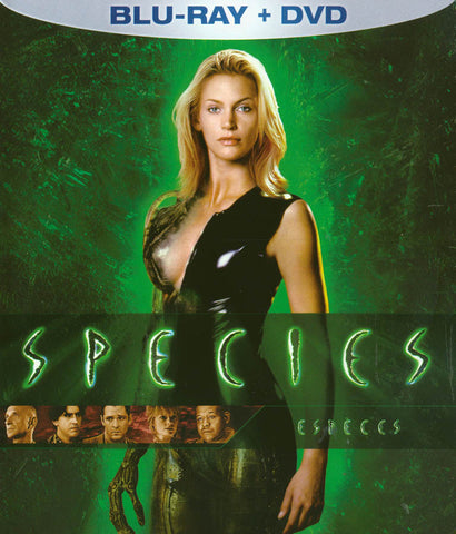 Species (Blu-ray + DVD) (Blu-ray) (Bilingual) BLU-RAY Movie