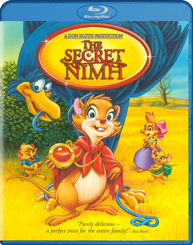 The Secret of NIMH (Blu-ray) BLU-RAY Movie