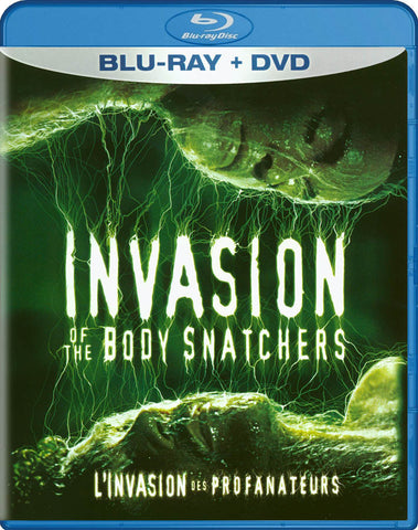 Invasion Of The Body Snatchers (Blu-ray + DVD) (Blu-ray) (Bilingual) BLU-RAY Movie