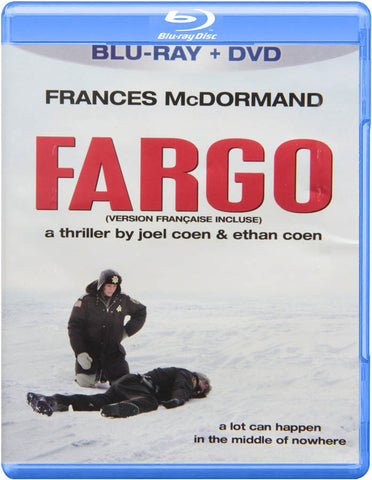 Fargo (Blu-ray + DVD) (Bilingual) (Blu-ray) BLU-RAY Movie