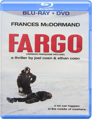 Fargo (Blu-ray + DVD) (Bilingual) (Blu-ray)