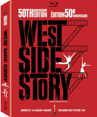 West Side Story 50th Anniversary Collection (Blu-ray) (Bilingual) (Boxset)