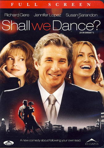 Shall We Dance (Peter Chelsom) (Fullscreen) (Bilingual) DVD Movie