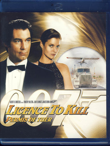 Licence to Kill (Blu-ray) (Bilingual) BLU-RAY Movie