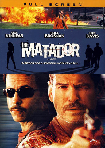The Matador (FullScreen Edition) (Bilingual) DVD Movie