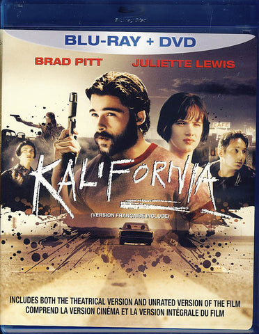 Kalifornia (Blu-ray + DVD) (Blu-ray) (Bilingual) BLU-RAY Movie